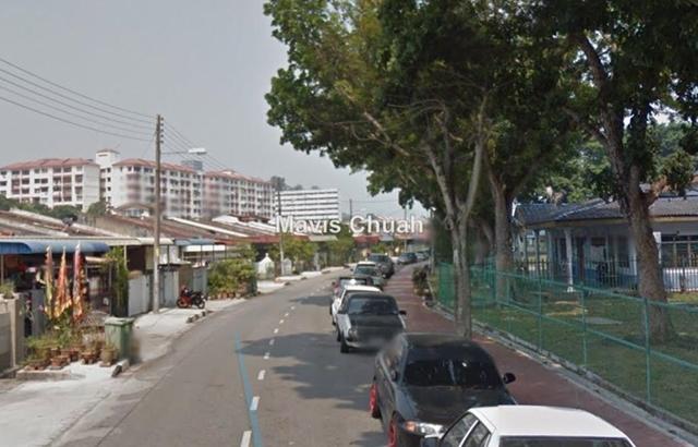 Taman iping batu maung intermediate 1 sty terrace link for 7 terrace penang