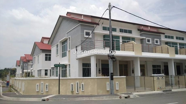 Balik pulau corner 2 sty terrace link house 4 bedrooms for for 7 terrace penang