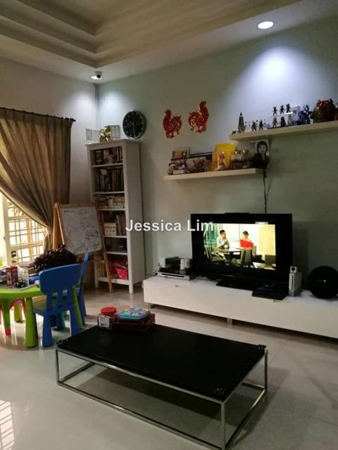 KEPONG, TAMAN BUKIT MALURI, Bandar Menjalara