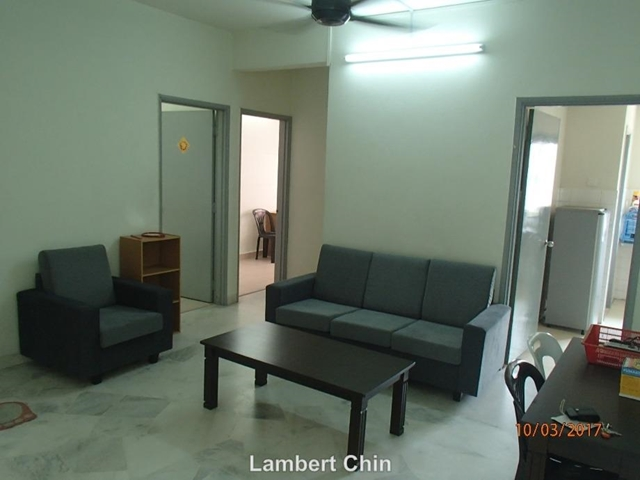 Renting A Fully Furnished Room
