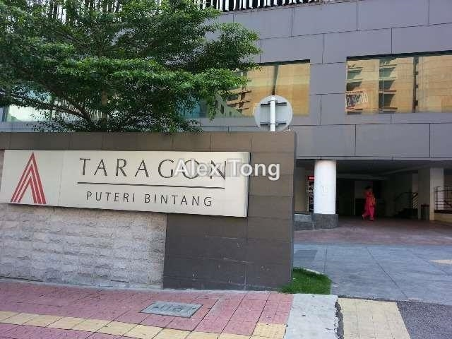 Taragon Puteri Bintang, Bukit Bintang