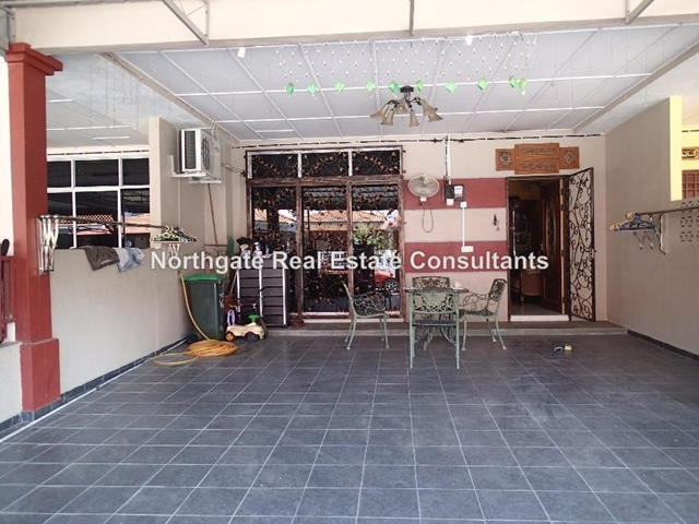 4 bedrooms 2 sty terrace link house for sale in alor setar for Terrace 48 alor setar