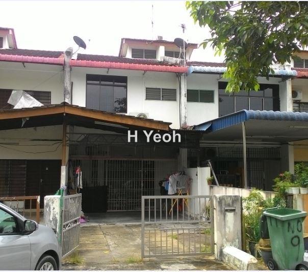 Permatang tinggi intermediate 2 sty terrace link house 3 for Terrace 9 penang