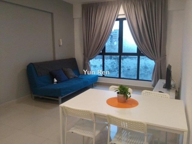 Avantas Residences Intermediate Condominium 1 Bedroom For Rent In Jalan Klang Lama Old Klang