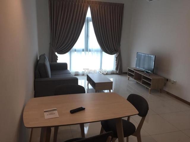 Crescent Bay Suites (Teluk Bayu), Taman Bayu Puteri, Johor Bahru