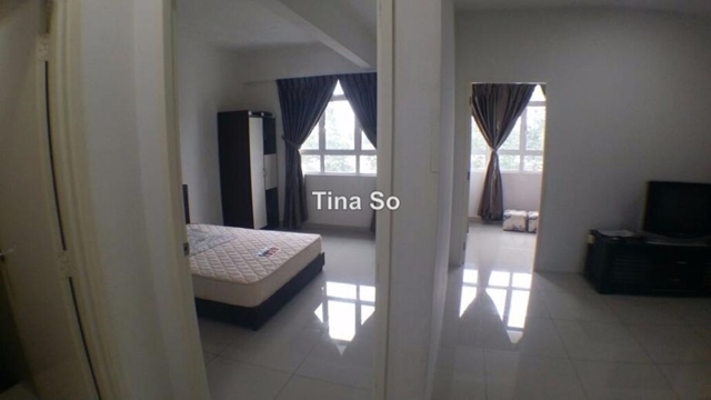 Perling Heights Apartments, Taman Perling, Perling