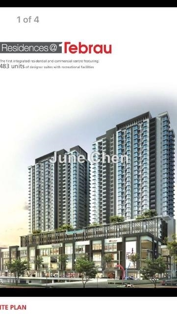 Condominium For Rent In Residences 1 Tebrau Johor Bahru For Rm 2 500 By June Chen