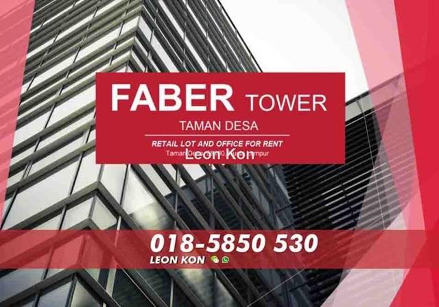 Faber Tower , Taman Desa, Kuala Lumpur, Taman Desa