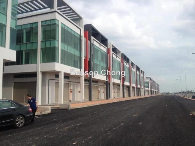 Klebang 3 Storey Shop, Melaka Tengah