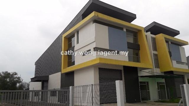 Semi Detached Factory @ Mount Austin, Johor Bahru, Mount Austin, Johor Bahru
