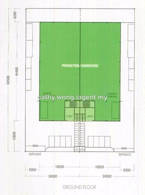 Kings Park @ SILC Industrial Park, Nusajaya, Nusajaya, Johor Bahru