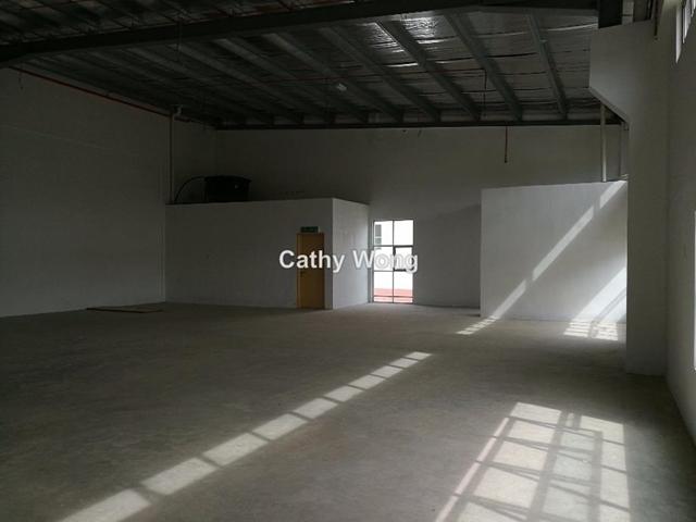 Semi Detached Factory @ SILC Nusajaya, Johor Bahru, Nusajaya, Johor Bahru