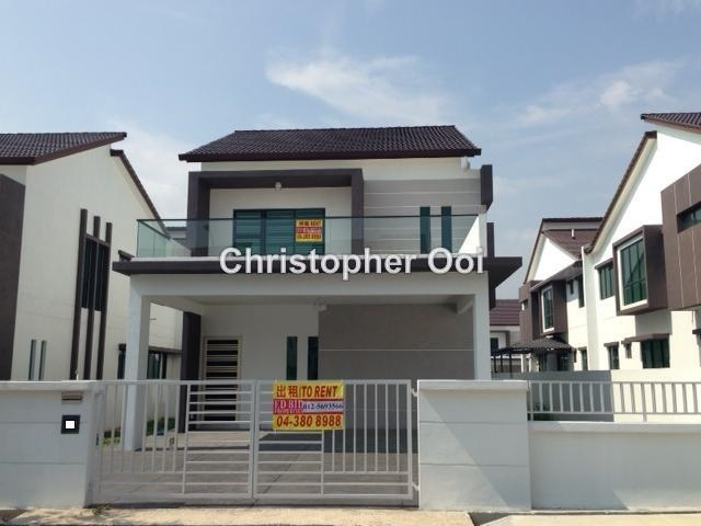 Zero Lot Bungalow For Rent In Alma For Rm 1 500 By