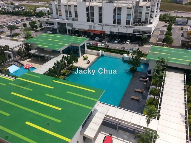 Sky Gardens Residences, Setia Tropika, Tampoi