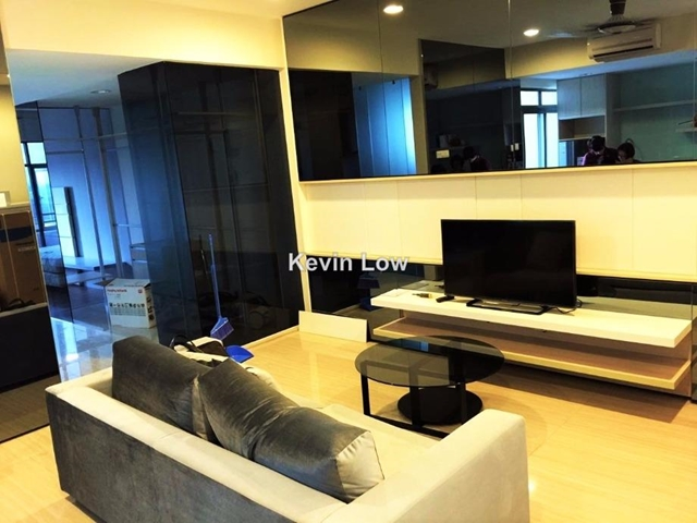Eve Suite Nzx Square Serviced Residence 1 Bedroom For Rent In Ara Damansara Selangor Iproperty