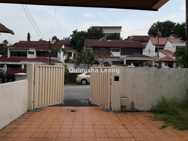 JALAN TERASEK BANGSAR BARU, Bangsar