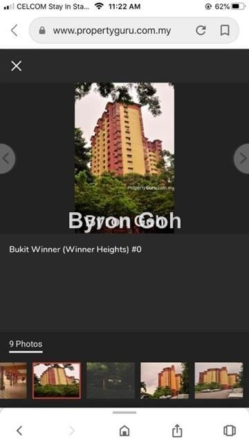 Bukit Winner (Winner Heights), Taman Desa Petaling, Desa Petaling