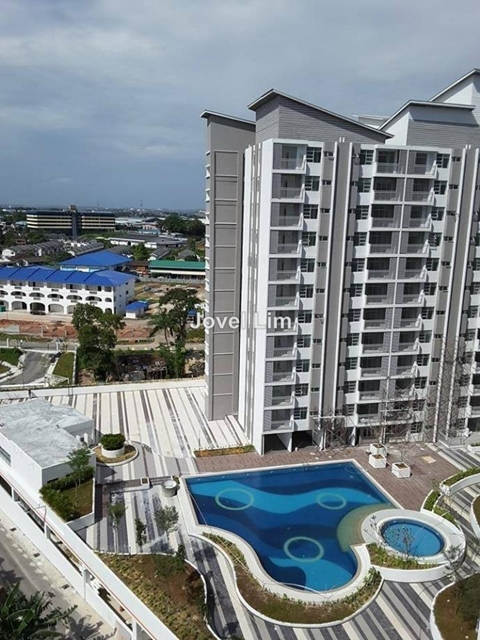 Scott Towers @ Larkin JB, Kampung Aman, Johor Bahru
