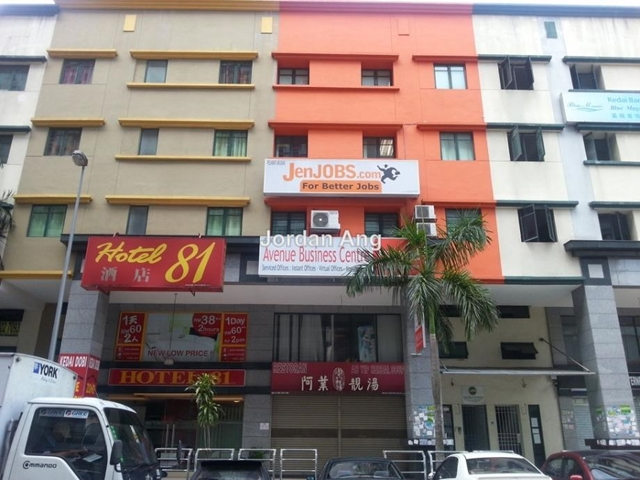Fraser Business Park, Kuala Lumpur, KL City