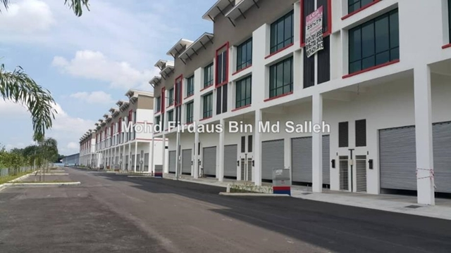 LCH Industrial Park, Jalan Kapar, Klang