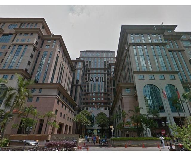 MEGAN AVENUE, JALAN YAP KWAN SENG, City Centre