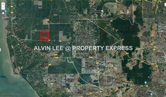 500 Acres Freehold Land @ Mukim Kapar, Klang, Kapar, Bukit Kapar, Meru, Kapar