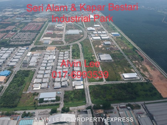 KAPAR BESTARI, SERI ALAM INDUSTRIAL PARK, Sungai Kapar Indah, SKI, Meru, Kapar, Klang