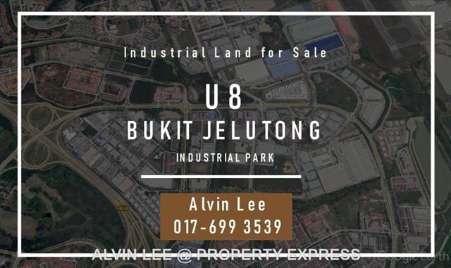Bukit Jelutong Industrial Park, Seksyen U8, Hicom Glenmarie, Shah Alam