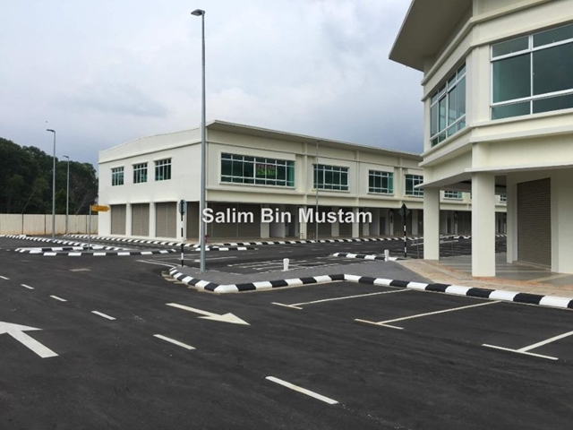 RAPID City Centre, Pengerang