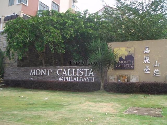 Taman Mont Callista, Johor Bahru