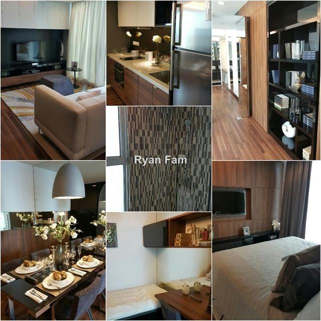 Verve Suites Kl South Condominium 2 Bedrooms For Rent In Jalan Klang Lama Old Klang Road