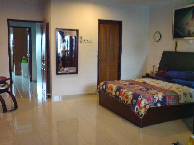 master bed room,extended
