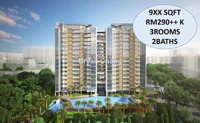 New Condo@Bukit Jelutong, Meru, Sg Buloh, Bandar Puncak Alam