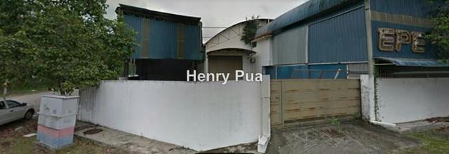 Double Storey Factory, Taman Desa Idaman, Senai