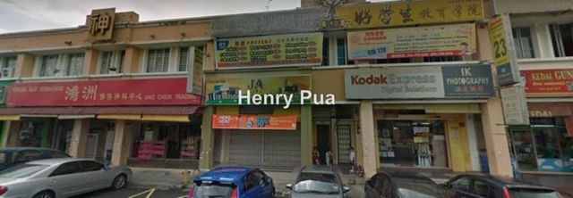 Double Storey Shop lot, Taman Setia Indah, Johor Bahru