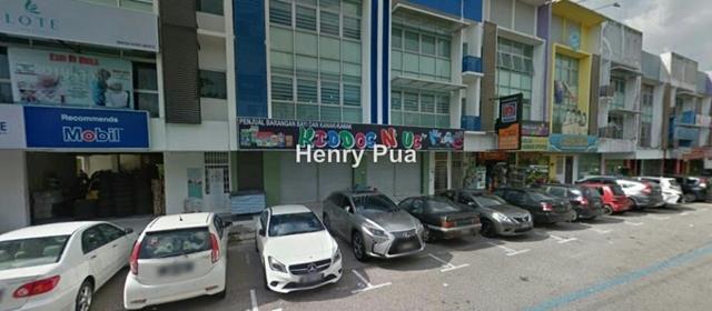 3 storey shop lot, Bandar Dato Onn, Johor Bahru