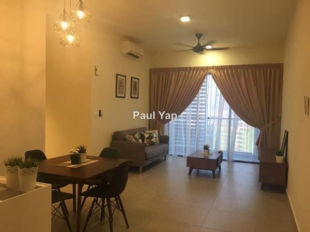 Petalz Residences Condominium 3 Bedrooms For Rent In Jalan Klang Lama Old Klang Road Kuala