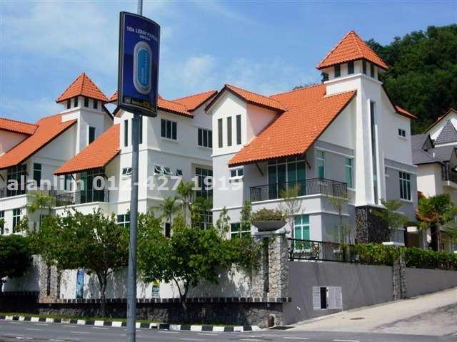 Bukit Jambul Luxury Villa, Penang