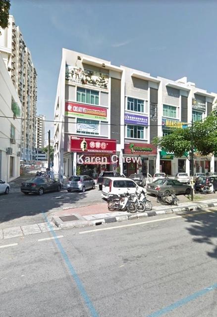 G Floor Shoplot @ Perak Road, Jelutong