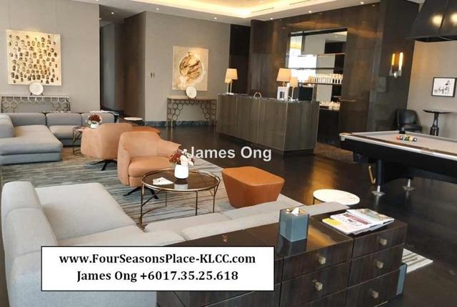 Four Seasons Place, Jalan Ampang, KLCC
