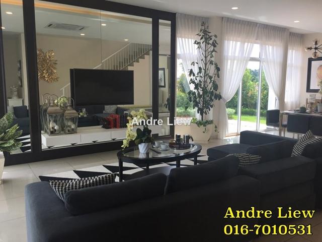 3 Storey Cluster House, Nusajaya, Johor Bahru, Johor Bahru