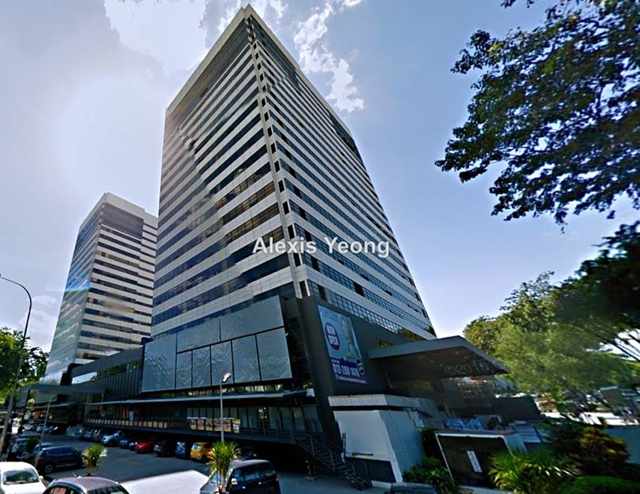 Faber Tower Office Lot , Midvalley ,KL, Taman Desa