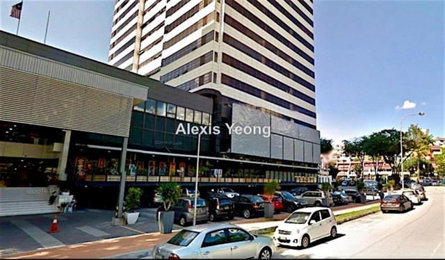 Faber Tower , office lot , Old Klang Road , Midvalley, Taman Desa