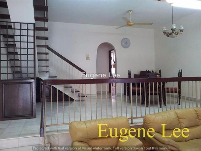 Greenlane intermediate 2 sty terrace link house 4 bedrooms for Terrace 9 penang