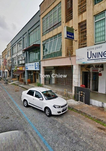 3 Storey Shop Lot, Nusa Bestari Bukit Indah, Skudai