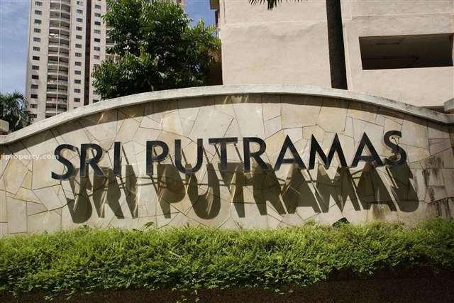 Sri Putramas, Jalan Kuching