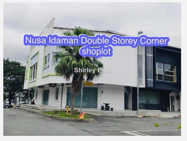 Shoplot, Nusa Idaman, Iskandar Puteri (Nusajaya)