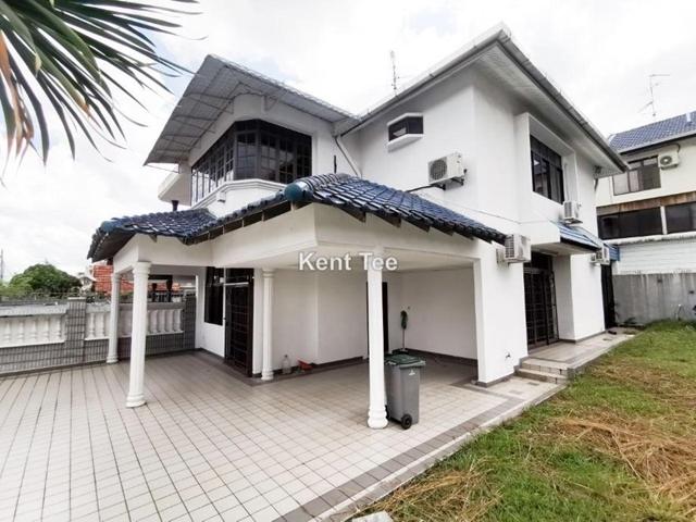 Taman Johor Jaya Rosmerah Height Double , Plentong