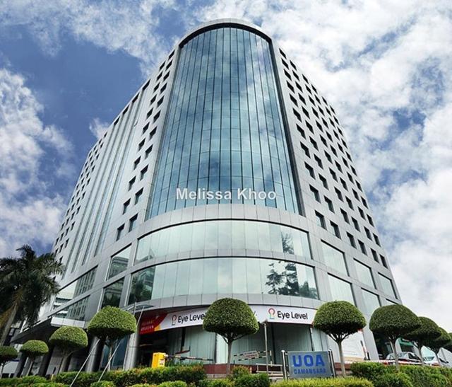 Wisma UOA Damansara I, MSC Office next to MRT, Damansara Heights
