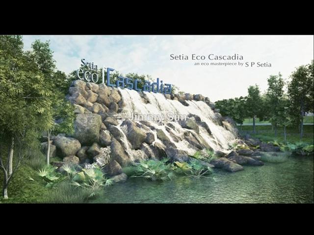 Setia Eco Cascadia, Setia Indah